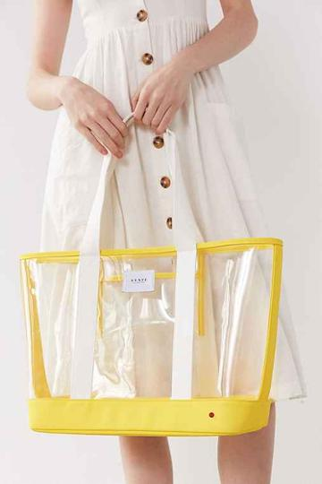 Urban Outfitters State Bags Graham Tote Bag,clear,one Size