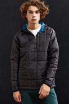 Iron & Resin Iron & Resin Quarter-zip Pullover Jacket