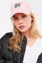 Urban Outfitters Mtv Baseball Hat,pink,one Size