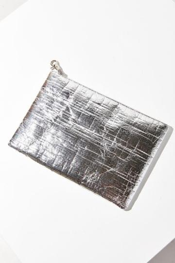 Urban Outfitters Metallic Pouch