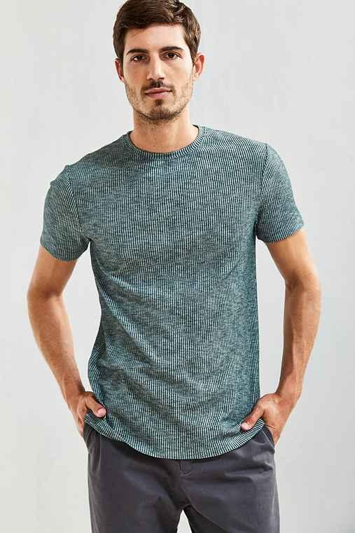Urban Outfitters Uo Rib Tee,olive,m