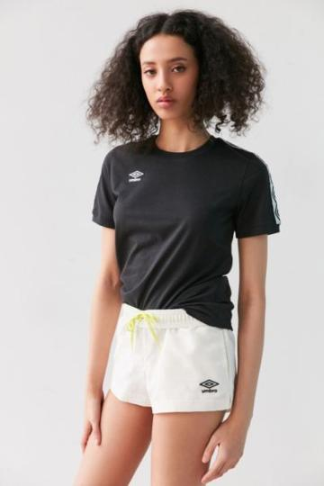 Urban Outfitters Umbro Mid-rise Checkerboard Short
