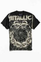 Urban Outfitters Metallica Pushead Tee,black,m