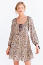 Ecote Tabitha Convertible Off-the-shoulder Mini Dress
