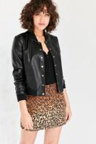 Urban Outfitters Ecote Catness A-line Mini Skirt