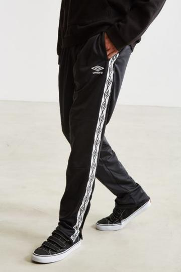 Urban Outfitters Umbro Double Diamond Side Stripe Track Pant