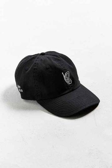 Urban Outfitters Collectif Nude Cellular Dad Hat,black,one Size