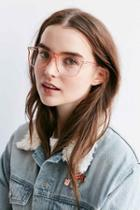 Urban Outfitters Campus Readers,rose,one Size