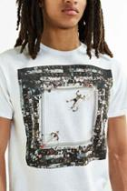 Urban Outfitters Ali Vs. Williams Tee,white,s