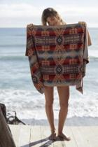 Urban Outfitters Pendleton Canyonlands Bath Towel