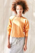 Urban Outfitters Urban Renewal Recycled Overdyed Thermal Top