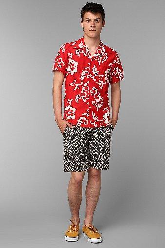 Vintage Men's Hawaiian Shirt