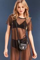 Urban Outfitters Nola Studded Mini Crossbody Bag