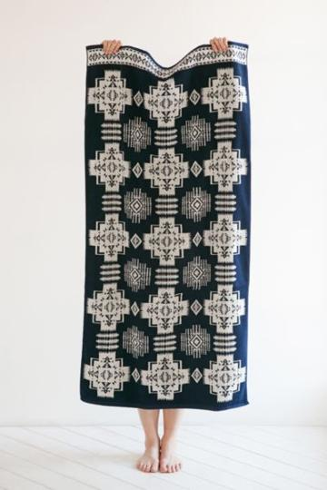 Pendleton Jacquard Bath Towel