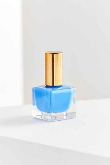 Urban Outfitters Uo Neons Collection Nail Polish,virtual Blue,one Size