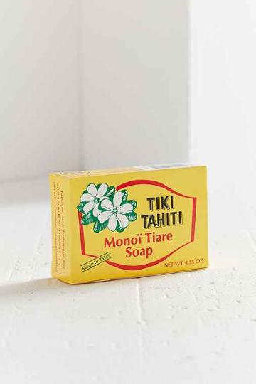 Urban Outfitters Monoi Tiare Tahiti Bar Soap,gardenia,one Size