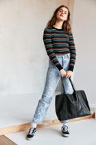 Urban Outfitters Erika Classic Leather Tote Bag