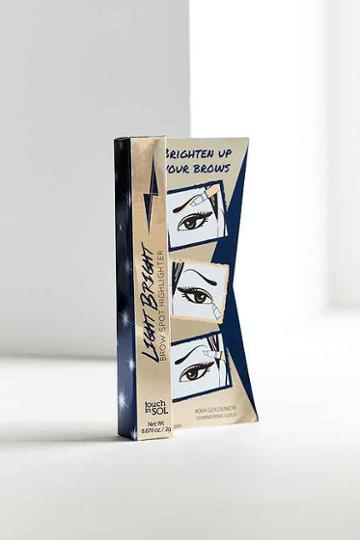 Urban Outfitters Touch In Sol Light Bright Brow Spot Highlighter,goldeneye,one Size