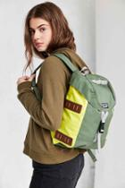 Urban Outfitters Patagonia Bonsai 14l Backpack,green,one Size