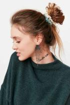 Urban Outfitters Mini Scrunchie Set,cream Multi,one Size