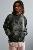Urban Outfitters Uo Malone Hoodie Sweatshirt,olive,s