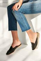 Urban Outfitters Driving Loafer Mule,black,us 7/eu 37