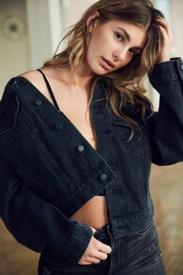 Urban Outfitters Bdg Boyfriend Denim Trucker Jacket