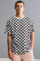 Urban Outfitters Uo Checkerboard Tee
