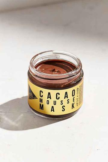 Urban Outfitters Urb Apothecary Cacao Mousse Mask,cacao,one Size