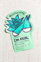 Urban Outfitters Tonymoly I'm Real Mask Sheet,aloe,one Size