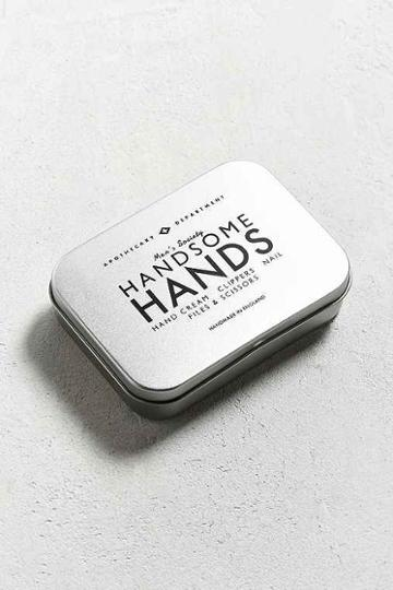 Urban Outfitters Men's Society Handsome Hands Manicure Set,assorted,one Size