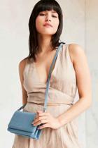 Urban Outfitters Matt & Nat Bee Crossbody Bag,blue,one Size