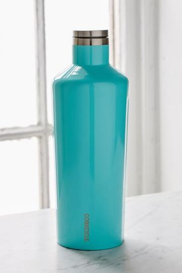 Urban Outfitters Corkcicle Glossy 60 Oz Canteen