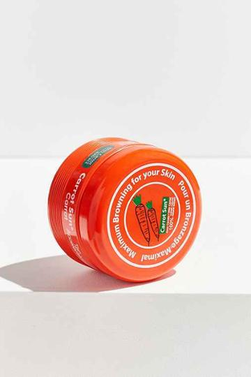 Urban Outfitters Carrot Sun Tan Accelerator Cream,carrot,one Size