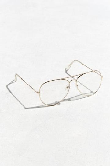 Urban Outfitters Roi'al Bijoux Aviator Readers