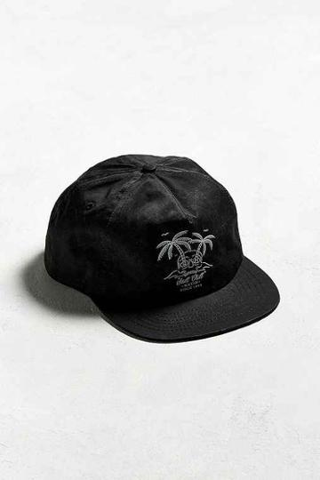 Urban Outfitters Katin Paradise Baseball Hat,black,one Size