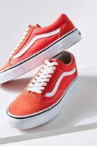 Urban Outfitters Vans Old Skool Sneaker,light Red,w 10/m 8.5