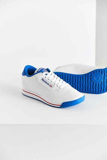 Urban Outfitters Reebok Princess Fitness Sneaker,cream Multi,6