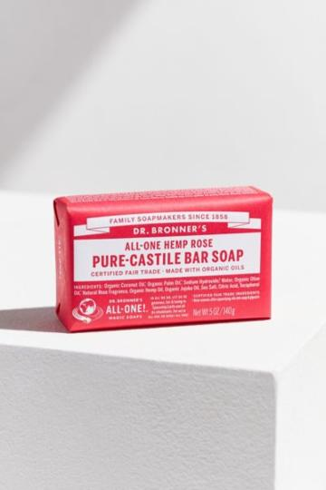 Urban Outfitters Dr. Bronner's Pure-castile Bar Soap