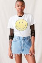 Urban Outfitters Urban Renewal Remade Denim Mini Skirt