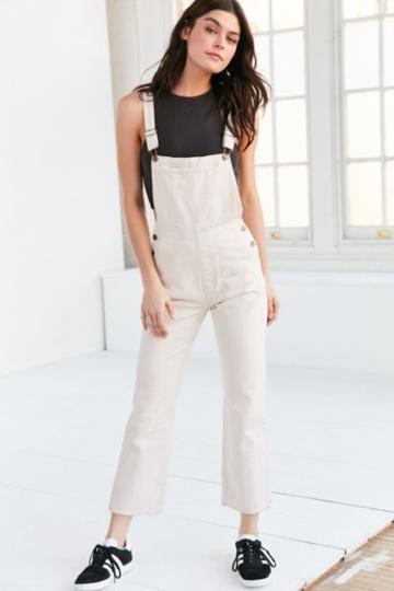Rolla's Rolla's Original Denim Overall - Cream