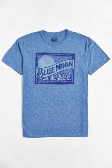 Urban Outfitters Brew City Blue Moon Tee
