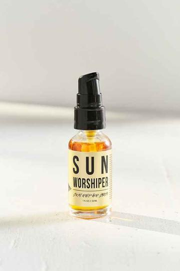 Urban Outfitters Urb Apothecary Sun Worshiper Repair Serum,assorted,one Size