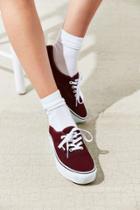 Vans Suede Authentic Platform 2.0 Sneaker