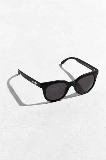 Urban Outfitters Pop Control Sunglasses,black,one Size