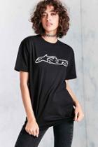 Urban Outfitters Alpinestars Tee,black,m