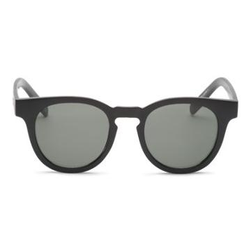 Vans Wellborn Sunglasses (matte Black/green)