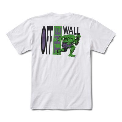 Vans X Marvel Hulk T-shirt (white)