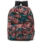 Vans Realm Classic Backpack (black California Floral)