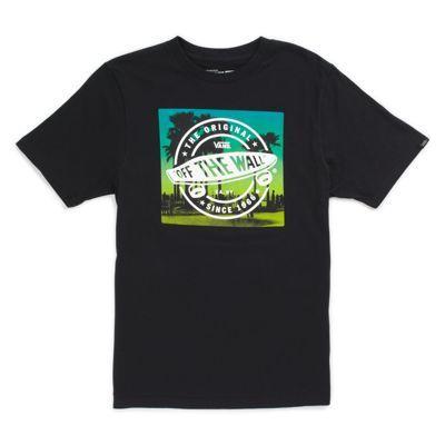 Vans Boys Beach Blvd T-shirt (black)